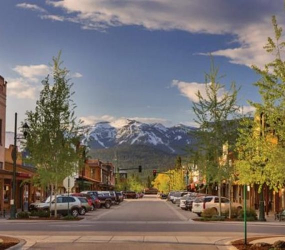 The Great Town of Whitefish