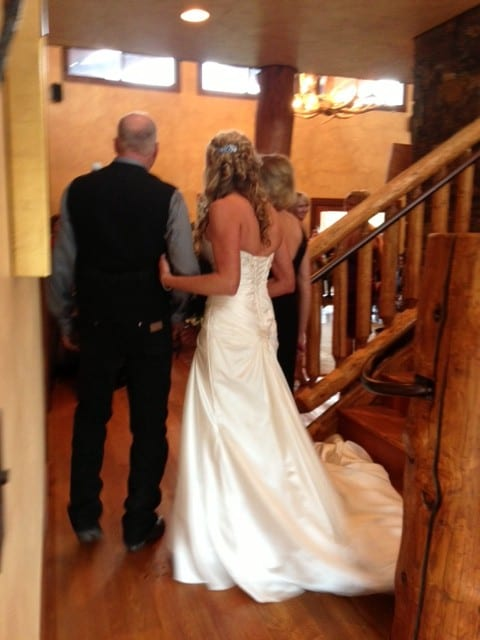 Cabin Creek Hosted Their 2nd Wedding